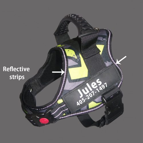 Jules dog harness no pull features1