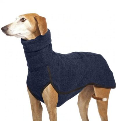 gordy dog clothing winter collection blue photo