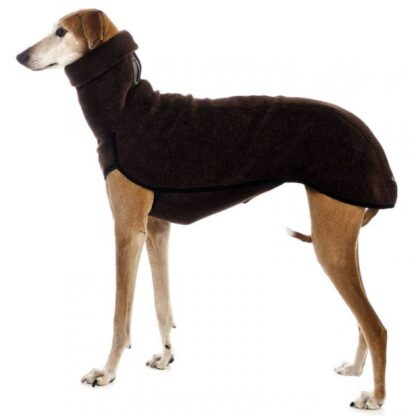 gordy dog clothing winter collection brown photo