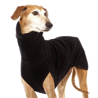 gordy dog clothing winter collection black photo